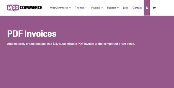 Download WooCommerce PDF Invoices Wordpress Plugins gpl licenced not nulled not cracked for free