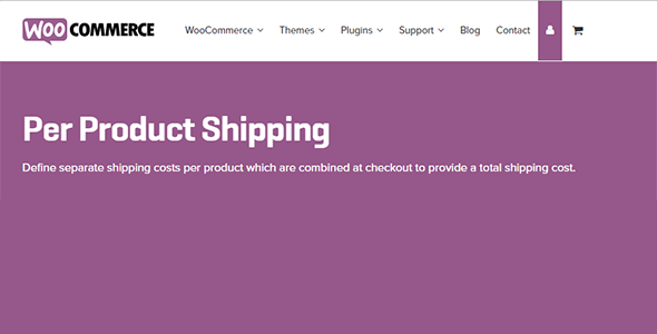 Download WooCommerce Per Product Shipping Wordpress Plugins gpl licenced not nulled not cracked for free