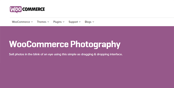 Download WooCommerce Photography Wordpress Plugins gpl licenced not nulled not cracked for free