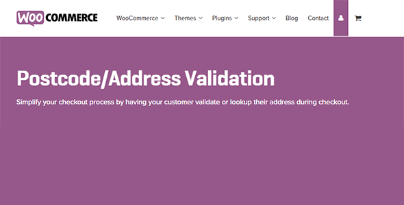 Download WooCommerce Postcode Address Validation Wordpress Plugins gpl licenced not nulled not cracked for free