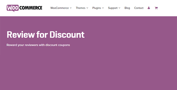 Download WooCommerce Review for Discount Wordpress Plugins gpl licenced not nulled not cracked for free