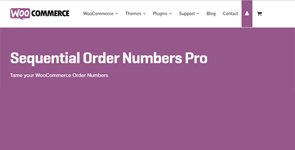 Download WooCommerce Sequential Order Numbers Pro Wordpress Plugins gpl licenced not nulled not cracked for free