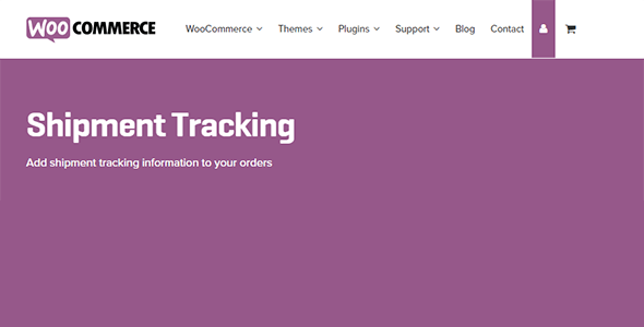 Download WooCommerce Shipment Tracking Wordpress Plugins gpl licenced not nulled not cracked for free