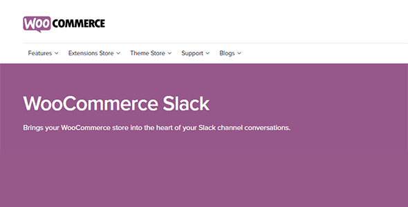 Download WooCommerce Slack Plugin Wordpress Plugins gpl licenced not nulled not cracked for free