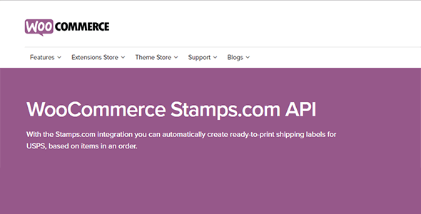 Download WooCommerce Stampscom API Wordpress Plugins gpl licenced not nulled not cracked for free