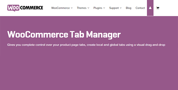 Download WooCommerce Tab Manager Wordpress Plugins gpl licenced not nulled not cracked for free