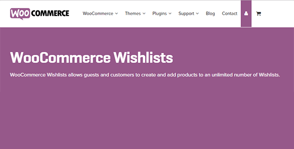Download WooCommerce Wishlists Wordpress Plugins gpl licenced not nulled not cracked for free