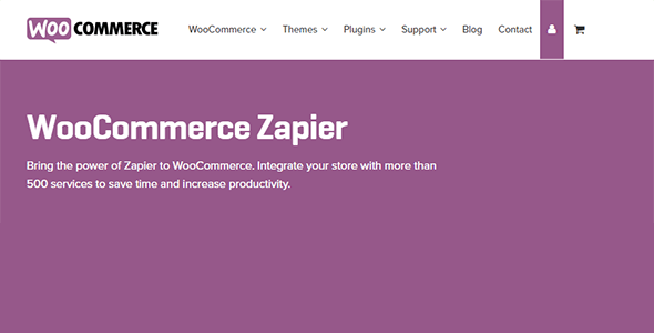 Download WooCommerce Zapier Integration Wordpress Plugins gpl licenced not nulled not cracked for free