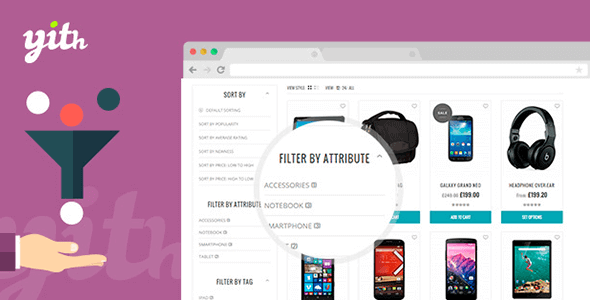 Download YITH Woocommerce Ajax Product Filter Wordpress Plugins gpl licenced not nulled not cracked for free