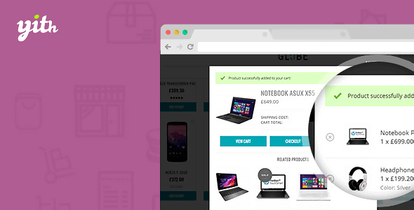 Download YITH WooCommerce Added to Cart Popup Wordpress Plugins gpl licenced not nulled not cracked for free