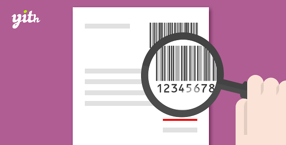 Download YITH WooCommerce Barcodes & QR Codes Wordpress Plugins gpl licenced not nulled not cracked for free
