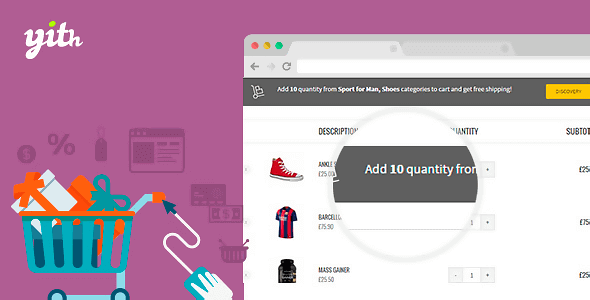 Download YITH Woocommerce Cart Messages Premium Wordpress Plugins gpl licenced not nulled not cracked for free