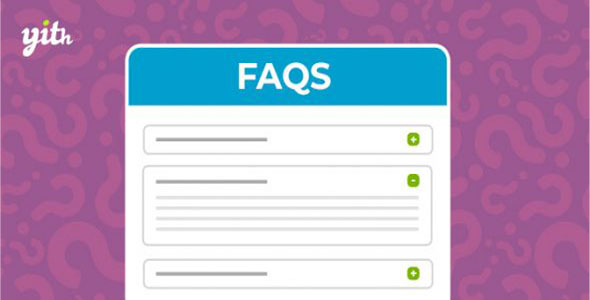 Download YITH FAQ Plugin for WordPress Premium Wordpress Plugins gpl licenced not nulled not cracked for free