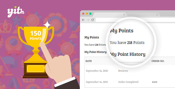 Download YITH Points and Rewards Premium Wordpress Plugins gpl licenced not nulled not cracked for free