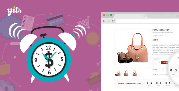 Download YITH Product Countdown Premium Wordpress Plugins gpl licenced not nulled not cracked for free