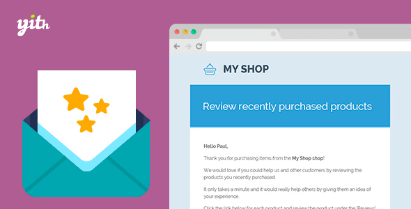 Download YITH Woocommerce Review Reminder Wordpress Plugins gpl licenced not nulled not cracked for free