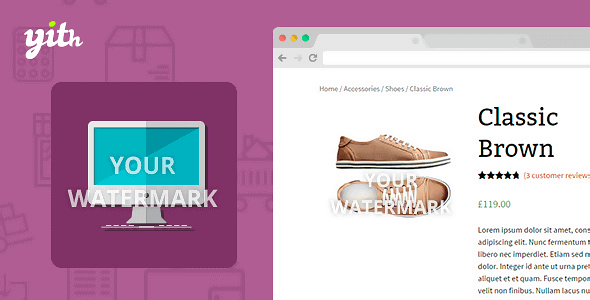 Download YITH WooCommerce Watermark Premium Wordpress Plugins gpl licenced not nulled not cracked for free