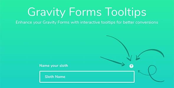 ExternalLink gravity forms tooltips